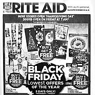 Rite Aid 2017 Black Friday Ad
