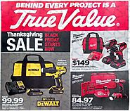 True Value 2017 Black Friday Ad