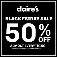 Claire's 2017 Black Friday Ad