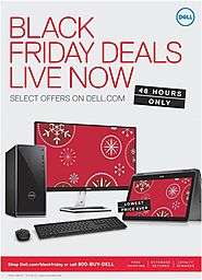 Dell Home Office 2017 Black Friday Ad