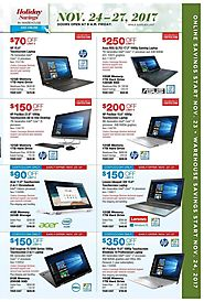 Costco Wholesale 2017 Black Friday Ad