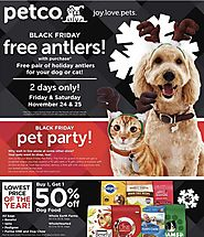 Petco 2017 Black Friday Ad