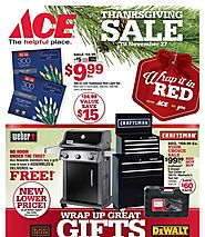 Ace Hardware 2017 Black Friday Ad