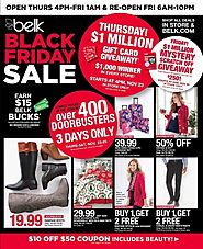 Belk 2017 Black Friday Ad
