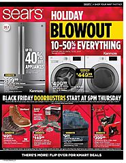 Sears 2017 Black Friday Ad