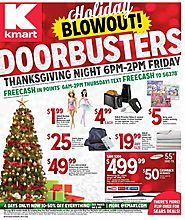 Kmart 2017 Black Friday Ad