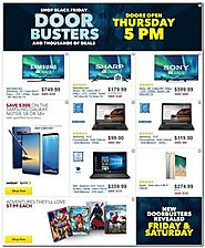Best Buy 2017 Black Friday Ad