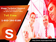 How to Get Started with Skype? Skype Support - Skype Support Number 1-800-296-0288 | Skype Problem Help