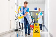 Commercial Cleaning Service- A Capable Helping Hand!