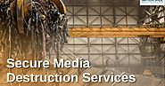 Nation Wide Product Destruction: Secure Media Destruction Services for Industries of All Sizes
