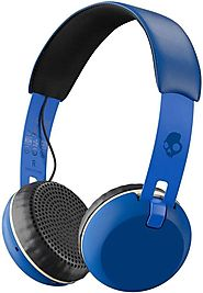 Skullcandy S5GBW-J546 Grind Wireless Headset with Mic Price in India - Buy Skullcandy S5GBW-J546 Grind Wireless Heads...