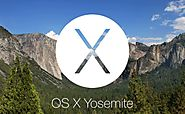 Mac OS X Yosemite ISO Setup and Install - Mac OS X 10.10 ISO