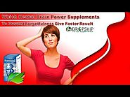 Which Herbal Brain Power Supplements to Prevent Forgetfulness Give Faster Result