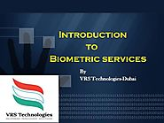 Basics of Biometric Services
