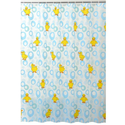 Allure Home Creations Duck Splash Shower Curtain