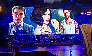 How plasma screens make give attraction to your event?