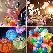 Top 10 LED Light-Up Balloons Reviews 2017-2018 on Flipboard