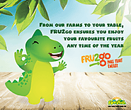 Have FRU2go fruit snack when hunger strikes.