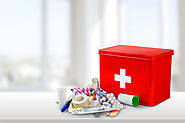 What You Should Include in a First Aid Kit