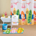 Flip Flop Shower Curtain Reviews and More