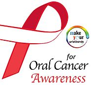Oral Cancer Awareness Wristband: The Most Effective Way to Support Mouth Cancer - Make Your Wristbands