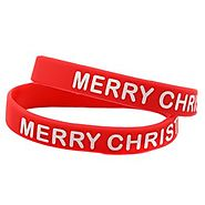 Make Your Event Well-Organized this Christmas With Customized Wristbands