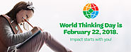 Girl Scout World Thinking Day - Stop The Violence Wristbands - Make Your Wristbands