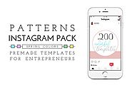 Pattern Insta Pack - Spring Colors