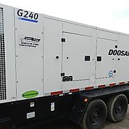 CUMMINS QSB7-G6 - 190 KW MOBILE POWER MODULE