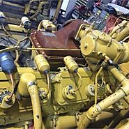 CATERPILLAR G3412 SI - 400 KW NATURAL GAS GENERATOR