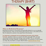 BIOIDENTICAL HORMONE THERAPY (BHRT) | Visual.ly