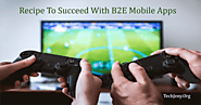 The Recipe To Succeed With B2E Mobile Apps