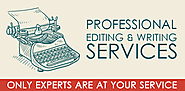 Professional Editing Service