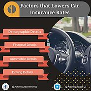 Top Ways to Lower Your Car Insurance Premiums | Auto Insurance Invest