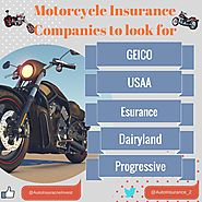 Motorcycle Insurance Companies for Young Bikers | Auto Insurance Invest
