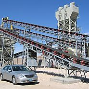 DHE Concrete Equipment & Material Handling Systems