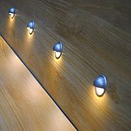 Top 10 Best Low Voltage LED Step Stair Lights Indoor Outdoor Reviews 2017-2018 on Flipboard