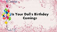 Is Your Baby Girl Birthday Coming|BabyCouture