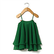 Casual Wear Dresses For Baby Girl - Baby Couture India