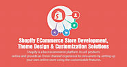 Shopify Development Solutions