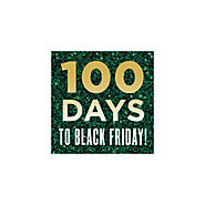 100 Days until Black Friday!