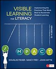 'Visible Learning for Literacy': An Interview With Doug Fisher and Nancy Frey