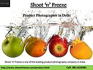 Product Photography Company in India by Shoot 'n' Freeze - Issuu