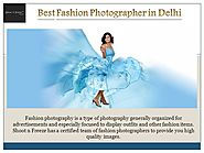 Cost Effective Fashion Photography Company in India