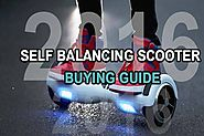 Buying guide of Self Balancing Scooter