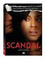 Scandal Season 2 On DVD