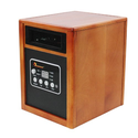 Dr Infrared Heater Quartz + PTC Infrared Portable Space Heater - 1500 Watt, UL Listed , Produces 60% More Heat with A...