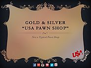 Trusted Gold, Silver & Platinum Pawn Shop in Jackson