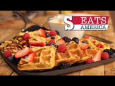 Best Belgian Waffle Maker With Removable Plates