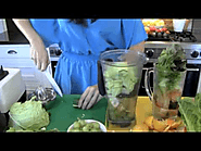How to make a Green Smoothie With Any Blender